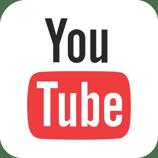 Cosbots Social Media Icons YouTube